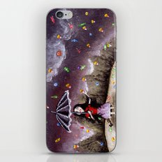 Can it rain forever? iPhone & iPod Skin