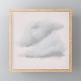 Dare to Dream - Cloud 85 of 100 Framed Mini Art Print