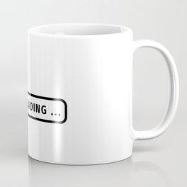 Ph.D. in progress Coffee Mug