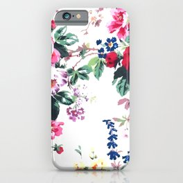 Bouquets with roses iPhone Case