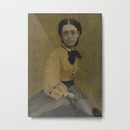 Princess Pauline de Metternich Metal Print