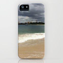 Beautiful gloomy day iPhone Case