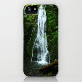 Madison Creek Falls iPhone Case