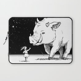 Edge of the universe: Warthog Laptop Sleeve