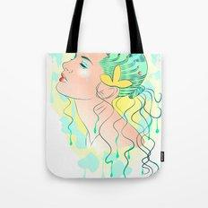 Lady Of The Sea Tote Bag