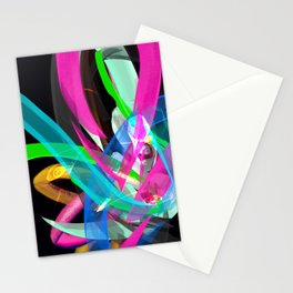 Flow Back Stationery Cards