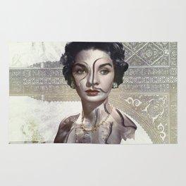 Queen of Egypt / Surrealism Rug