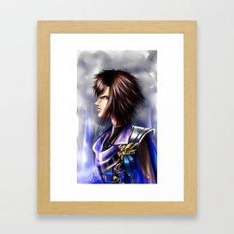 Emperor of Wei Framed Art Print