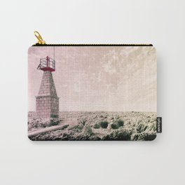 Vintage Look Beacon Landscape Carry-All Pouch