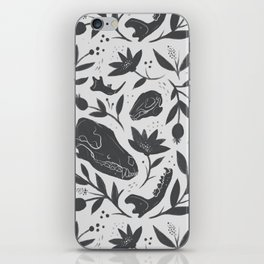 Forest Floor iPhone Skin