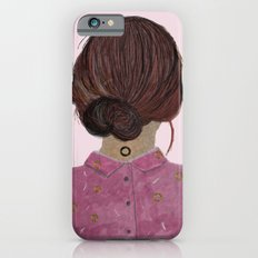 The pink blouse iPhone 6s Slim Case