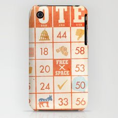 The Bingo Vote Slim Case iPhone (3g, 3gs)