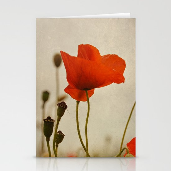 A moment in time Stationery Cards