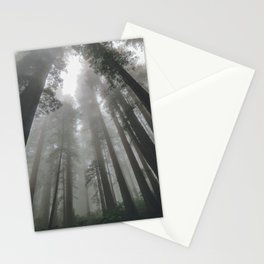 Cloud Sweepers Stationery Cards