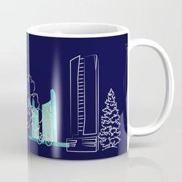 I heart Toronto (navy) Coffee Mug
