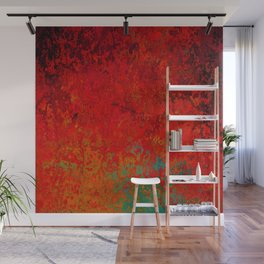 Figuratively Speaking, Abstract Art Wall Mural