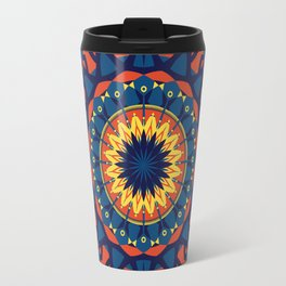 Fire Blossom - Color Travel Mug