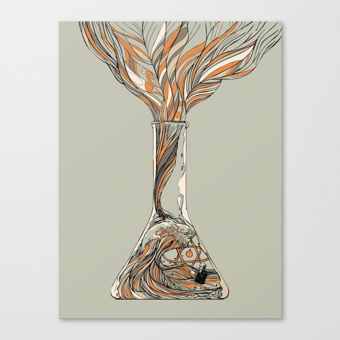 Science & Wonder Canvas Print