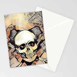Love & death 2 Stationery Cards