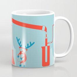 Reindeer Factory Coffee Mug