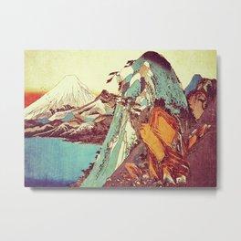 Rapture at Kunimata Metal Print