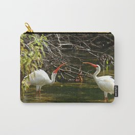 Ibis Dating Place Carry-All Pouch