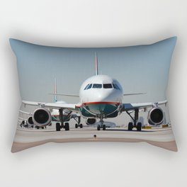 Noon Rush Rectangular Pillow