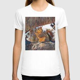 Tree top scoundrel T-shirt