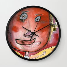 I feel excited Wall Clock