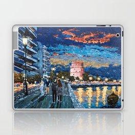 Greece: Thessaloniki In Memory Laptop & iPad Skin