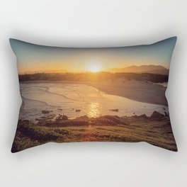 Lost in the Sunlight Rectangular Pillow