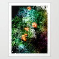 Distance and Meaning Art Print