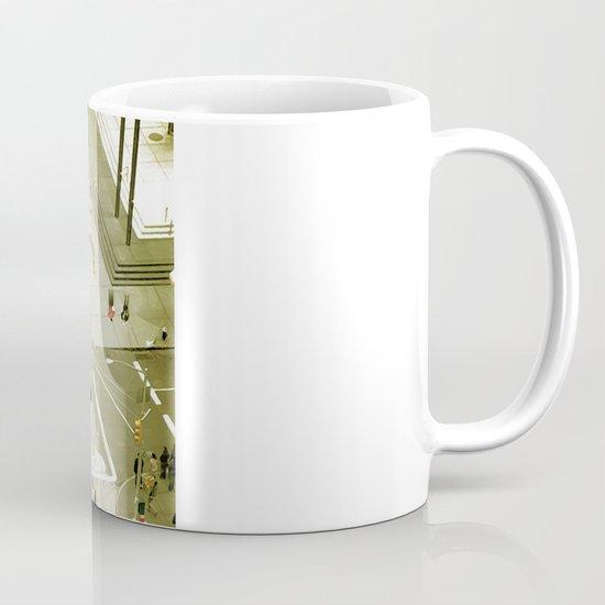 Escher Intersection Mug