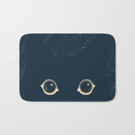 Cosmic Eyes Bath Mat