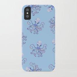 octopi iPhone Case