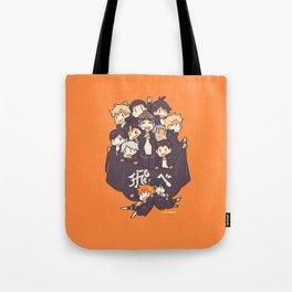 Haikyuu!! Karasuno Team Tote Bag