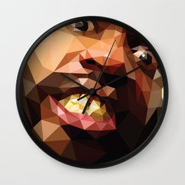 MC Ride Wall Clock