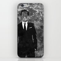 moriarty iPhone & iPod Skins featuring Moriarty by Amy K. Nichols