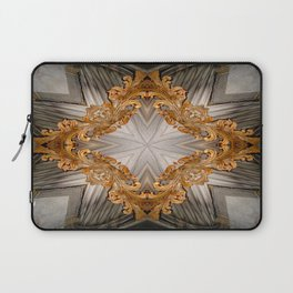 Delusions Of Grandeur II - Vintage Inspired Collection Laptop Sleeve