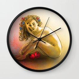 Lillith Wall Clock