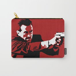 I Will Not Hesitate Carry-All Pouch