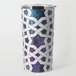 Galaxy Cutout Travel Mug