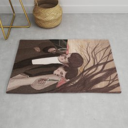 The detectives Rug