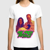 fresh prince T-shirts featuring The Fresh Prince by Matheus Lopes