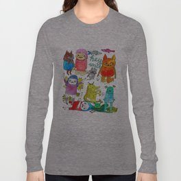 critter collection Long Sleeve T-shirt