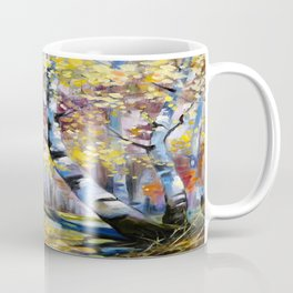 Birch Grove Coffee Mug
