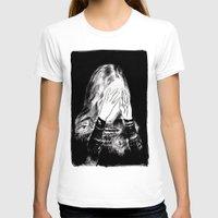 sarah paulson T-shirts featuring Sarah by Taylor Wessling