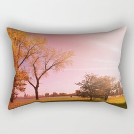Montrose Sunset Rectangular Pillow