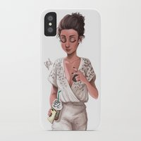 classy iPhone & iPod Cases featuring Classy by Laia™