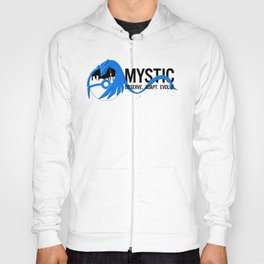Team Mystic Toronto [1] [black text] Hoody